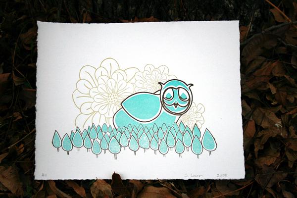 Owlprint